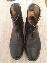 Sztyblety BUSSW Jodphur / Skórzane buty na konia / jeździeckie