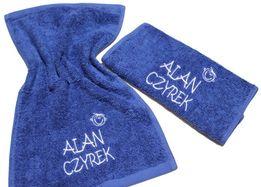 Ręcznik dla Dziecka do Przedszkola 30x50 Gruby 550g