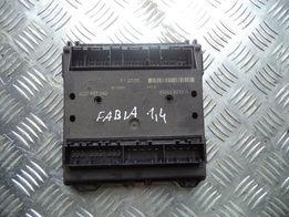 Sterownik moduł komfortu Skoda Fabia 1.4