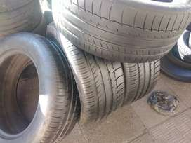 SUV set of tyres sizes 265/35/19&245/35/19 Goodyear normal now availab