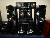 Image of LG Home Theater System