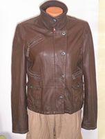 Куртка кожа ZARA р46