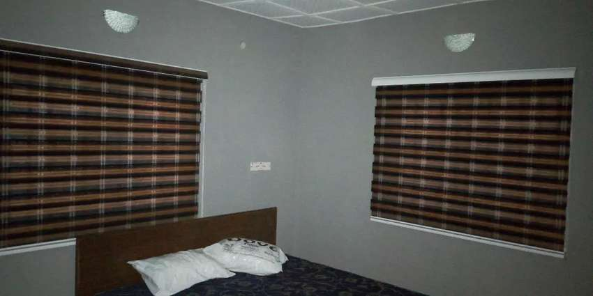 Painting wallpaper 3dpanel window blinds 0