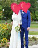 Продам класснючее свадебное платье