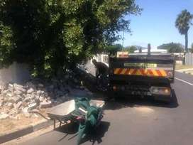 RUBBLE REMOVAL 'R500'TLB TIPPER TRUCK HIRE SERVICES