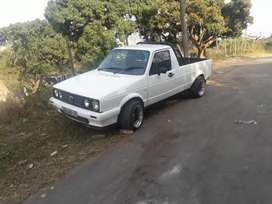 Selling a running Vw Caddy Bukkie
