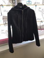 Кожаная куртка 42размер
