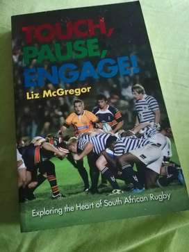 Touch, Pause, Engage by Liz McGregor