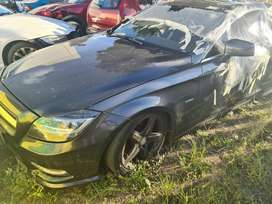 Accident damaged Mercedes-Benz CLS 350
