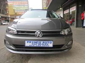 2020 VW Polo Vivo 1.0 engine capacity with 33000km