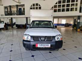 2012 NISSAN NP300 2.4 AMBULANCE FOR SALE