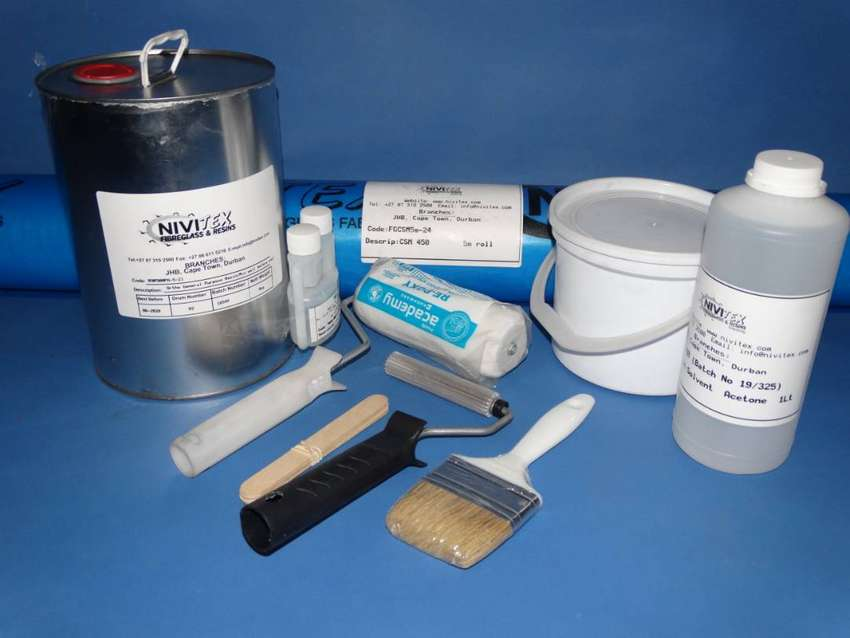 Looking for  DIY fibreglass products?