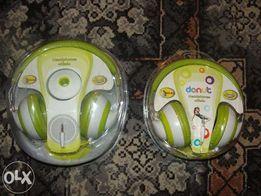 Nowe słuchawki HAMA Donut Over Kiwi, okazja!