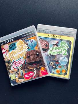 Little Big Planet- Play Station 3 Game