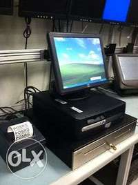 Retail Software Restaurant POS Barcode Inventory System Billing 0