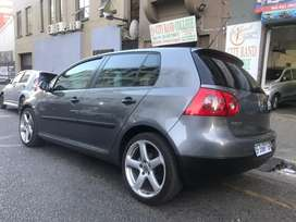 Vw Golf 5 TDi Diesels2009 for sale