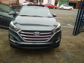 2018 Hyundai Tucson Xline 2.0 with Service History and Sunroof
