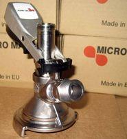 Головка КЕГ, пивные клещи тип А М G S MicroMatic