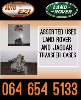 Land rover and Jaguar transfere cases for sale.(Land Rover Spares)