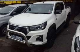 2018 Toyota Hilux 2.8 Gd6