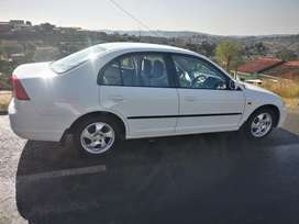 Honda civic 2002 model 77km