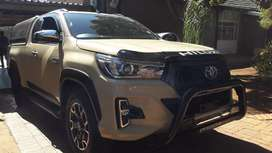 Toyota Hilux 2.8GD-6 Club Cab 4x4 Legend 50 Automatic For Sale