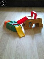 Little people Plac budowy fisher price