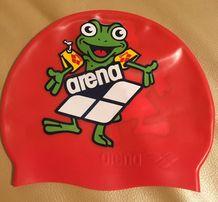 Детская шапочка для бассейна плавания Arena