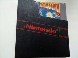 Gra To The Earth na Nintendo Nes z Zapper
