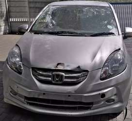 Honda brio 2015 model breaking for spares