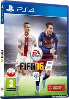 FIFA 2016 PS4 PLAY STATION 4 gra konsola stan idealny