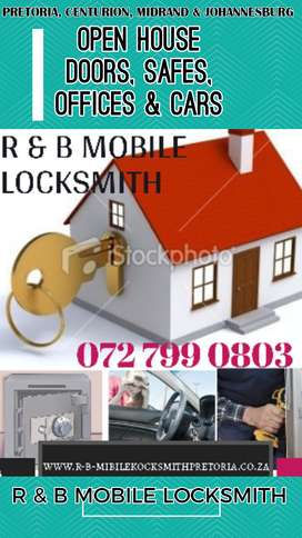 LOCKSMITH PRETORIA