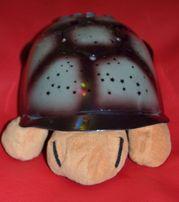 Черепаха ночник Звездное небо Музыкальная