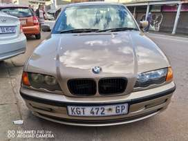 2002 BMW 3 SERIES WITH SERVICE BOOK
