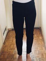 Czarne spodnie H&M rozm 34