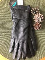 Перчатки рукавиці шкіряні atmosphere