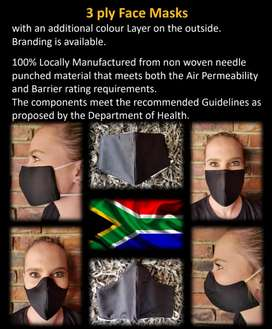 Masks from R18.95