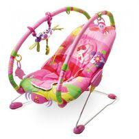 Массажное кресло TINY LOVE Gymini Bouncer - Tiny Princess