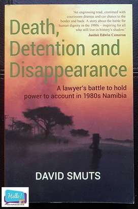 David Smuts Death, Detention and Disappearance