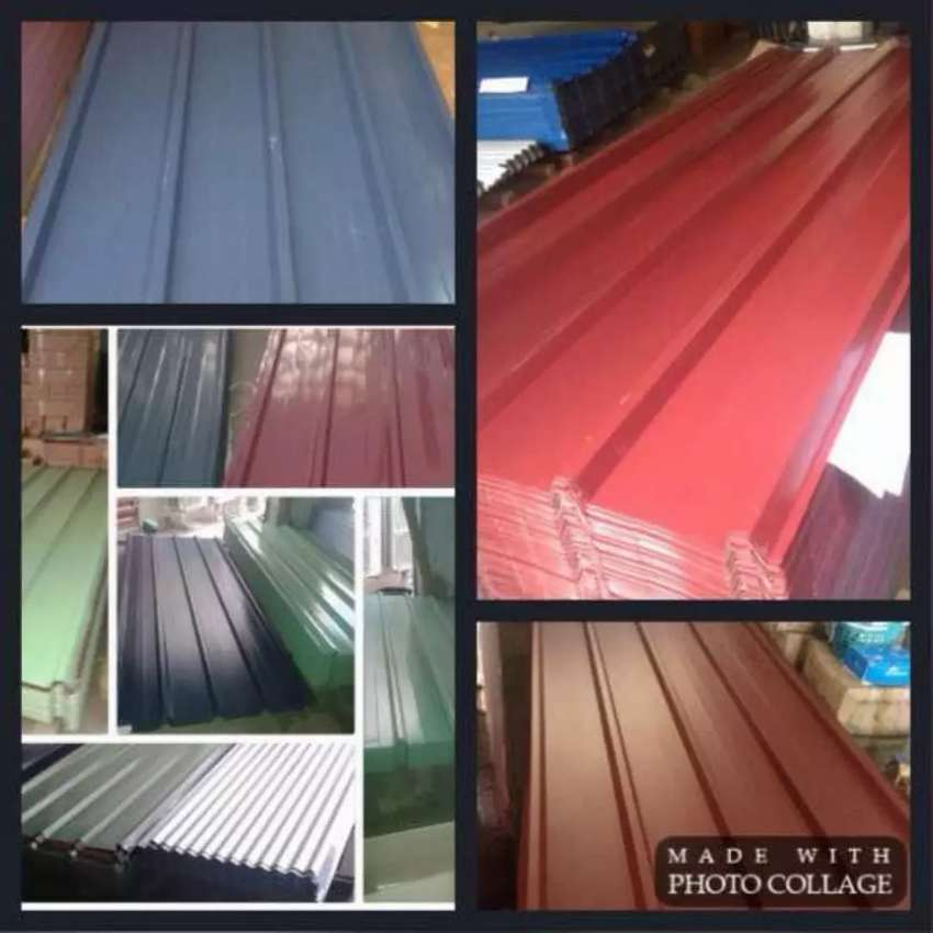 We are Josan company,manufactory of quality Japan roofing sheet 0