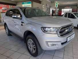 2017 FORD EVEREST 3.2 XLT A/T