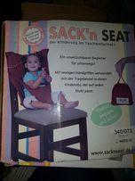 Krzesło do karmienia krzeselko krzesełko dzieciece dziecko przenośne