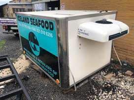Transfrig R 500 T Refrigerated Box for sale
