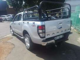 Ford Ranger 4×4 2013 year model double caps