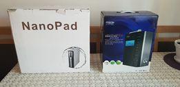 Jonizator wody Chanson Miracle Max Plus + filtr wody Nano Pad. Zestaw.
