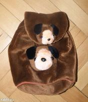 Plecak plecaczek dla dziecka na skarby MISIU