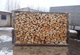 Доставляем дрова (Дуб, Береза, Граб) Колотые, Пиленые, Метровки, Сухие