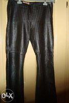 Продам женские кожаные брюки