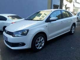 Volkswagen polo6 sedan   R 115 000 Negotiable