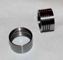 Верхняя и нижняя часть комбинированной колбы атомайзера BY-KA V6